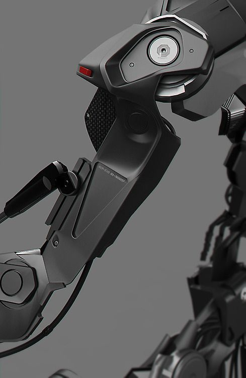 #robot #futuristic