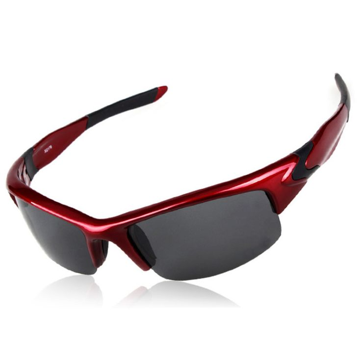 xq-179 Sports Riding Polarized Glasses Driving red