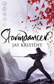 Stormdancer: The Lotus War: Book One. The UK cover art.