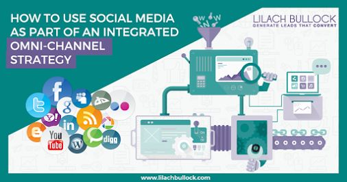 How to use social media as part of an integrated omni-channel strategy https://buff.ly/2BkOx9g by Lilach...