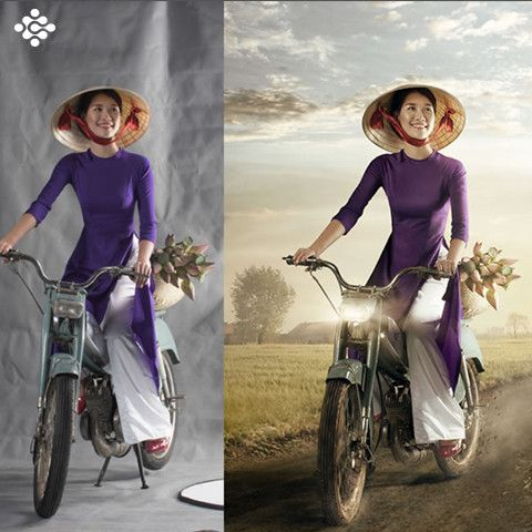 Professional designers at Techzo are not only expert in the creation of any graphic from Adobe Photoshop but also have experience in the editing of already created image. These editing services from P