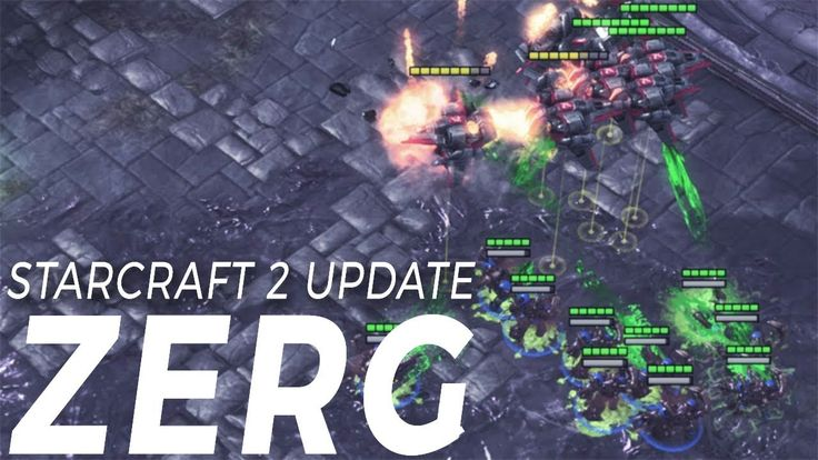 StarCraft 2: Patch 2017 - Zerg Overview #games #Starcraft #Starcraft2 #SC2 #gamingnews #blizzard