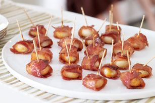 Bacon Water Chestnuts Recipe - Kraft Recipes