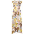 Womens *Izabel London Multi Colour Maxi Dress- White