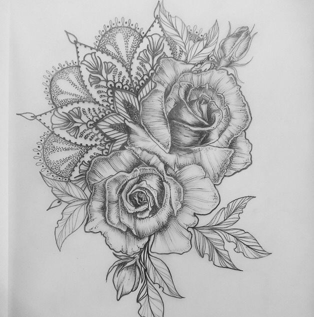 Flower Tattoo With Names: Best 25+ Rose Tattoo With Name Ideas On Pinterest