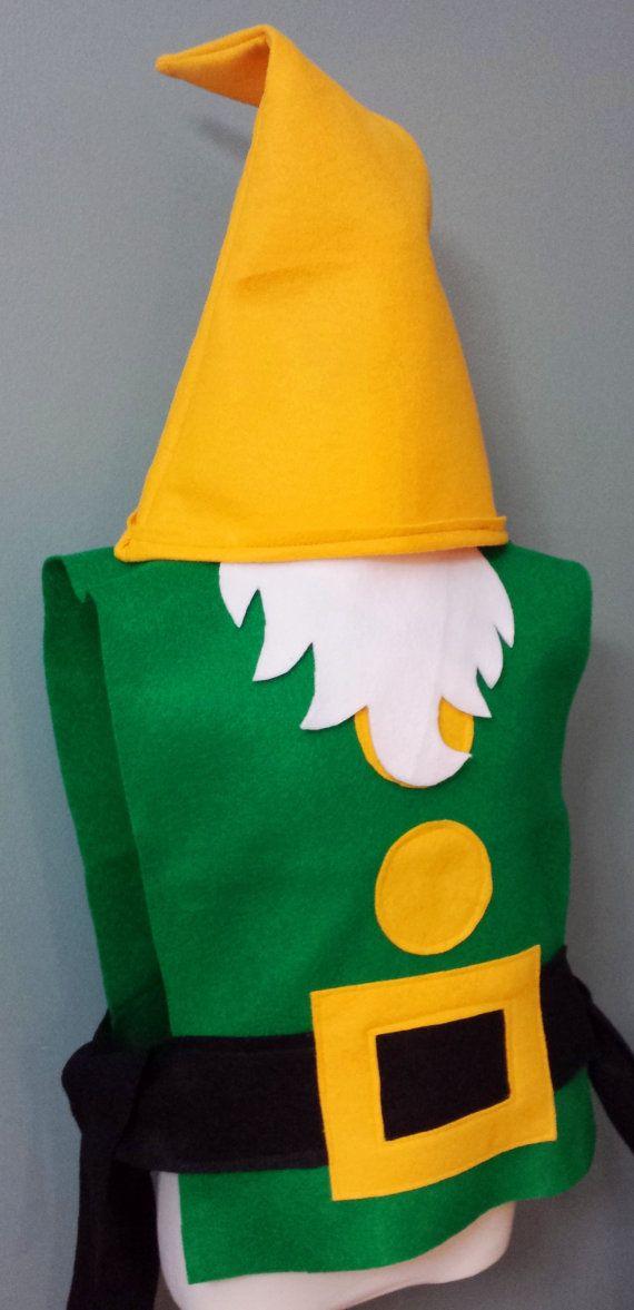 Erwachsene / Big Kid Sneezy Kostüm Set von TeatotsPartyPlanning