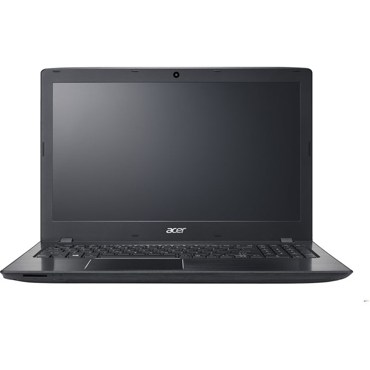 """Acer - Aspire E 15 15.6"""" Refurbished Laptop - Intel Core i5 - 4GB Memory - 256GB Solid State Drive - Obsidian black"""