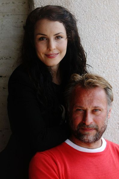 Noomi Rapace and Michael Nyqvist from the original Girl with a Dragon Tattoo