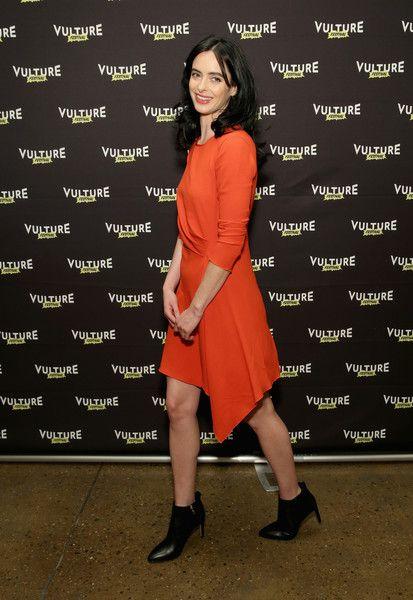 Krysten Ritter Photos Photos - Actress Krysten Ritter attends the Jessica Jones Event at Vulture Festival at Milk Studios on May 21, 2016 in New York City. - Vulture Festival - Milk Studios