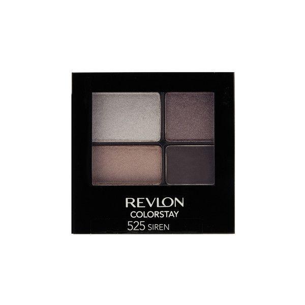 Viac ako 25 najlepch npadov na pintereste na tmu revlon revlon colorstay eye shadow quad 130 hrk liked on polyvore featuring beauty products ccuart Images