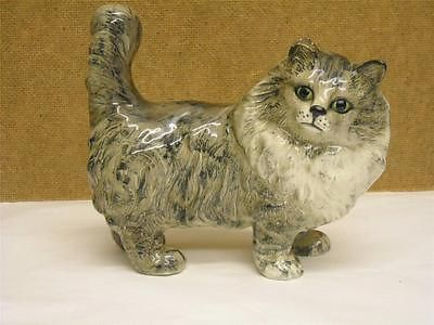 really old pottery BESWICK CAT figurine in Collectables, Pottery, Porcelain & Glass   eBay