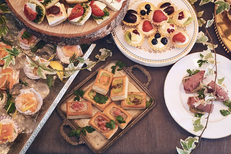 Wedding Food From Marks and Spencer - Marks and Spencer Wedding Shop