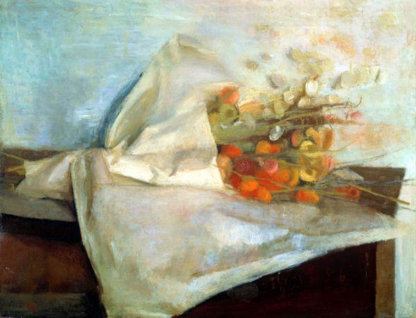 Victor Pasmore Everlasting Flowers