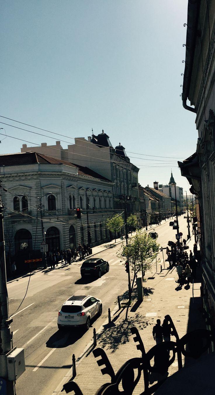 Cluj view   #cluj-napoca#happy#sun#sunny#lovely
