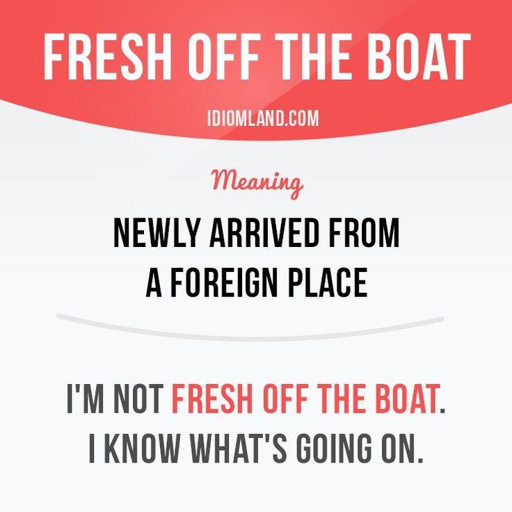 English Idiom