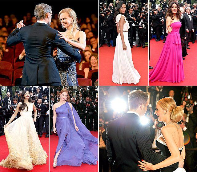 Cannes Film Festival 2014: Best Dressed Starsxzz
