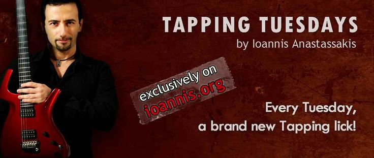 Tapping Tuesday