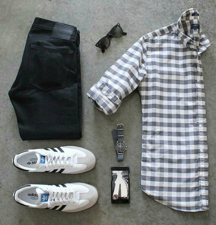 Cool summer style for men