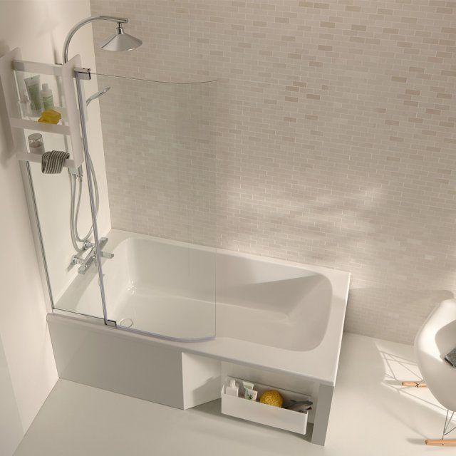25 best ideas about combin baignoire douche on pinterest - Peinture email pour baignoire ...