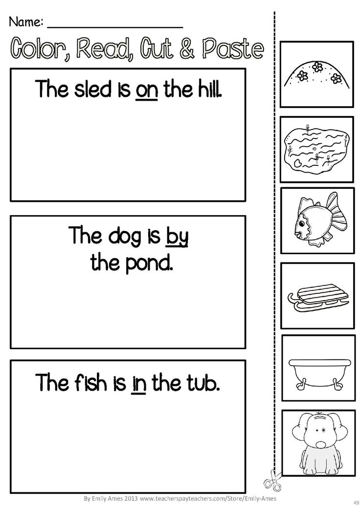 Halloween Literacy Activities October Kindergarten Kindergarten Language Arts Worksheets Language Arts Worksheets Kindergarten Language Arts