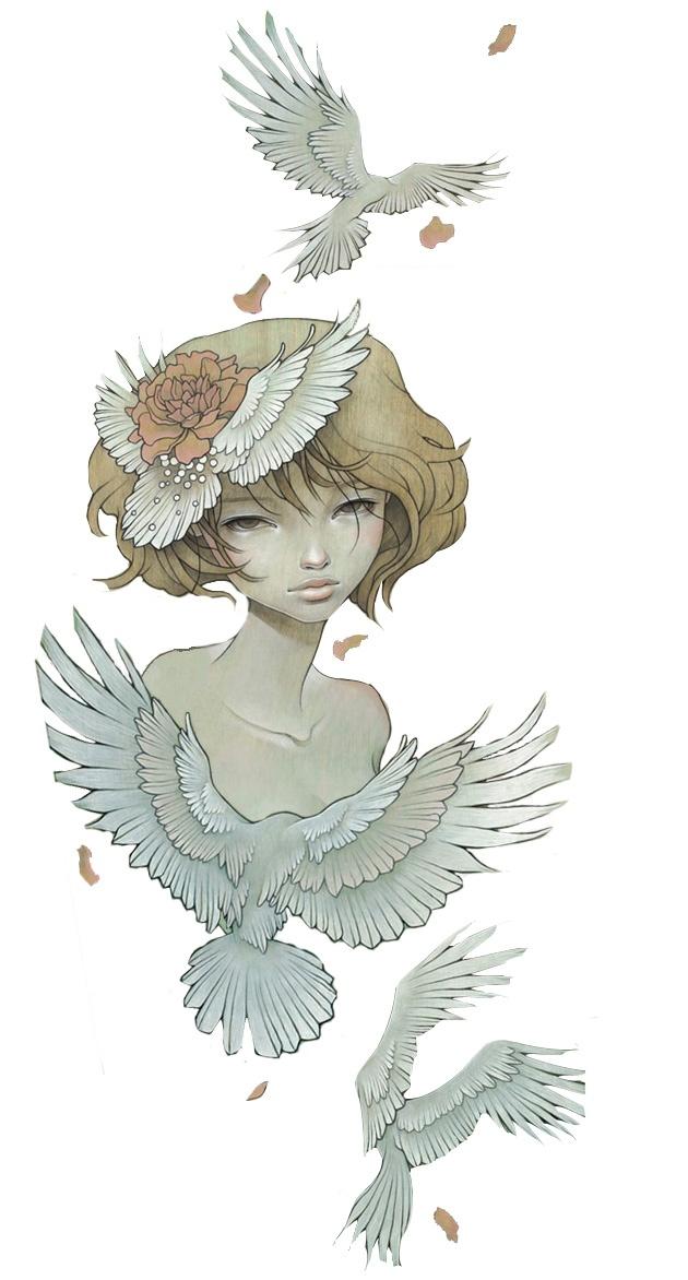 Audrey Kawasaki....Love <3