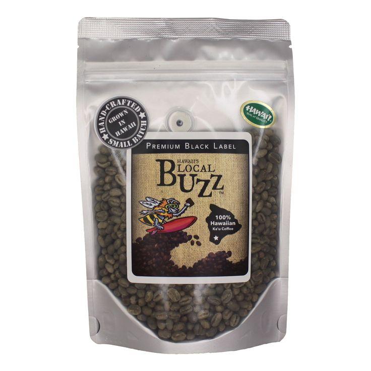 Premium Black Label: Amazon.com : Hawaii's Local Buzz Premium Black Label