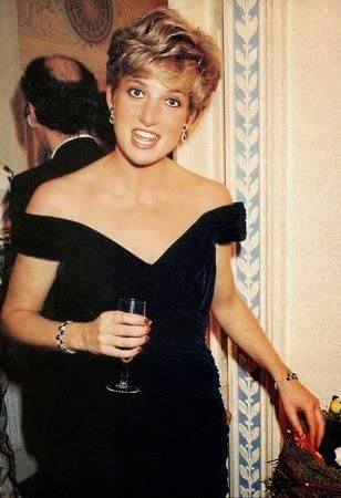 Rare photo of Princess Diana***