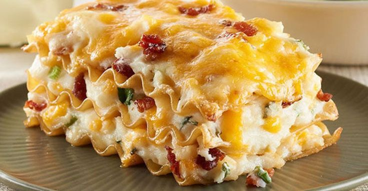 Everything you love in one easy-to-transport casserole!
