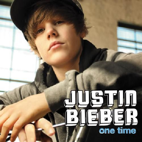 Justin Bieber - One time (CD Single) - 2009.