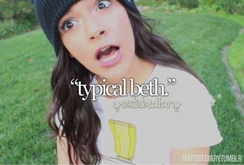 #typicalbeth
