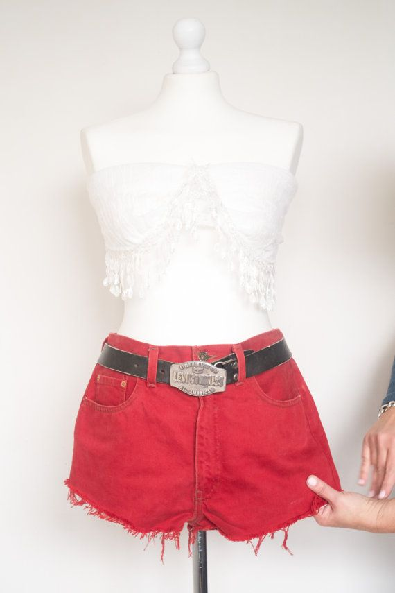 W34 L34 Vintage classic Levi Strauss shorts by VintageVanillaShop