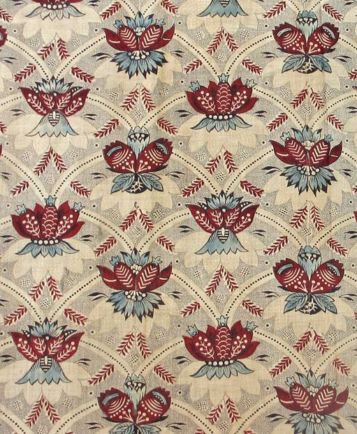 Textile, printed Category: Textiles Place of Origin ...
