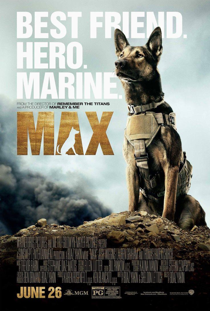 მაქს - MAX / Макс (2015) [მაქსი ფილმი]
