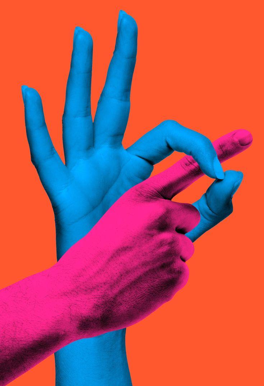 El arte de Tyler Spangler. Diseños que están llenos de color y caos. #MapleMag…