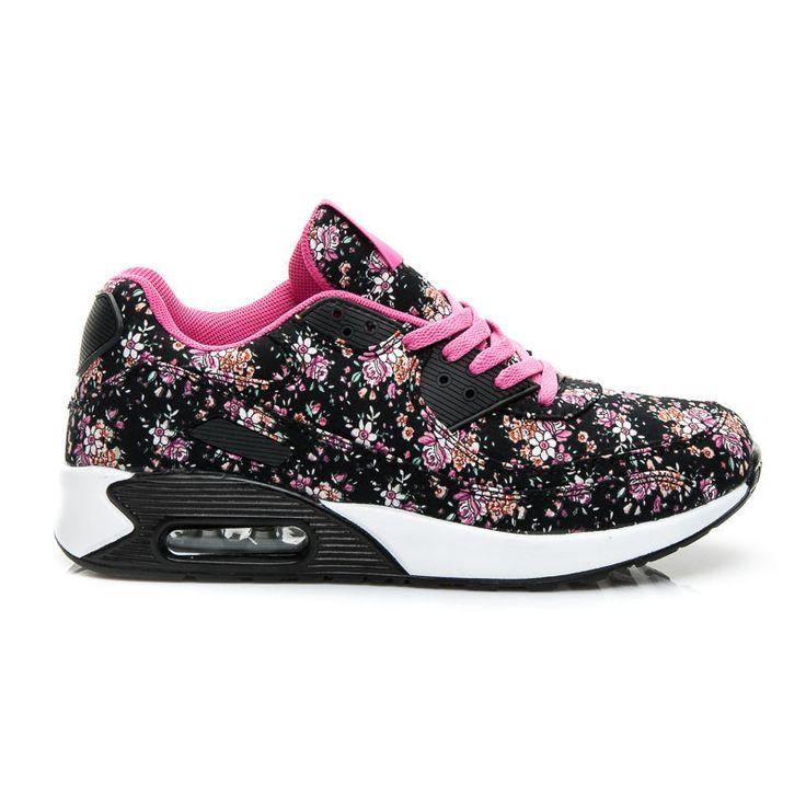 FLORAL SNEAKERS http://www.cosmopolitus.com/floral-sneakers-wielokolorowy-4362b-s372p-p-103861.html?language=sk&pID=103861 #damske #topanky #tenisky #Nike #slipon #sport #sneakersy