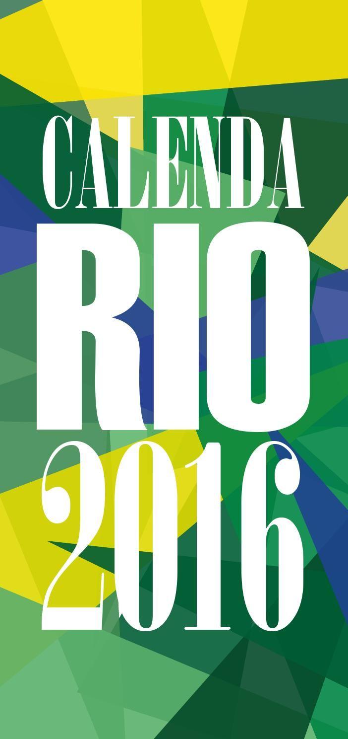 N 14 - PREMIO WEB - Progetto di DANIELE ALDEGANI - ISTITUTO ANDREA FANTONI - BERGAMO  Calendario ACSG 2016 - Giochi Olimpici 2016  -Premio Giuseppe Musmeci -  Lavoro selezionato dalla Giuria, vincitore Premio Web