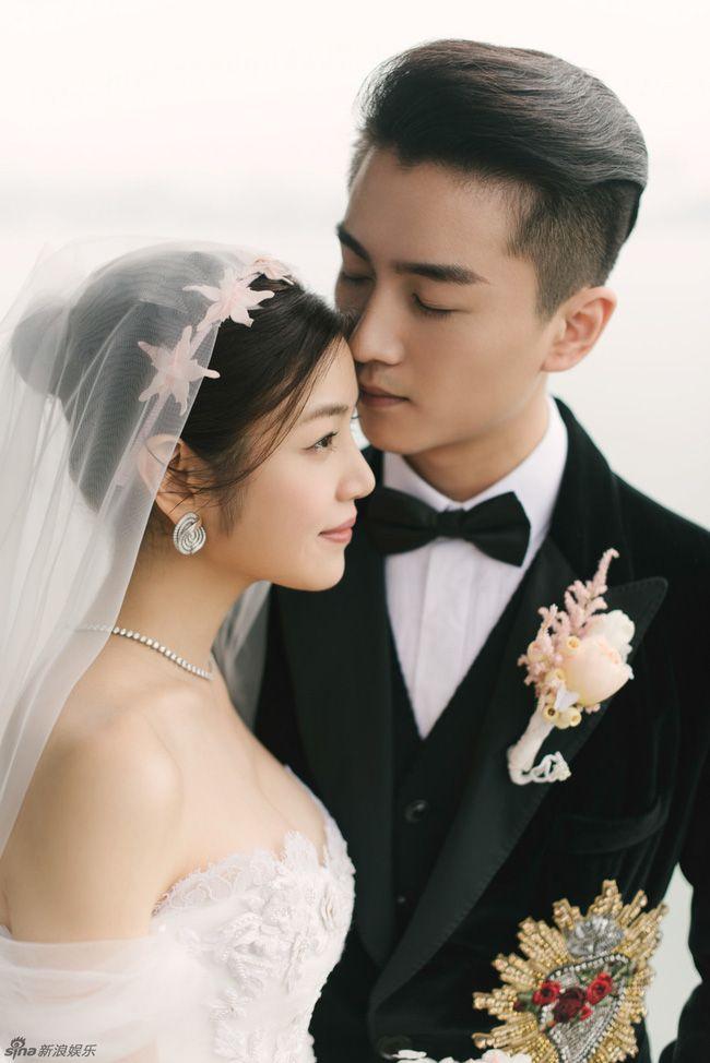 Những hình ảnh đẹp ngât ngất của đám cưới Trần Hiểu - Trần Nghiên Hy - Ảnh 31.