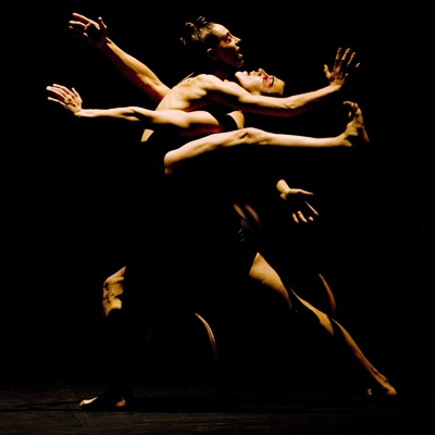 choreography marie chouinard photo nicolas ruel dancers carol prieur james viveiros