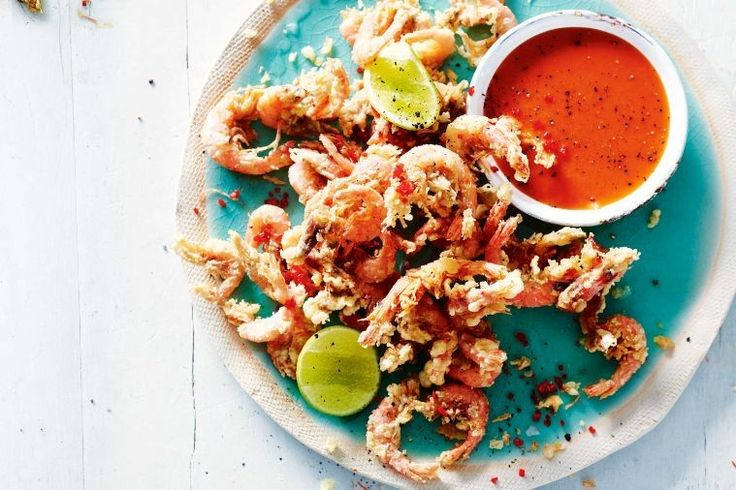 Throw another prawn on the barbie: it's the ultimate prawn recipe collection
