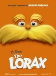 I was looking forward to Dr. Seuss' The Lorax as I am a big Dr. Seuss fan. The story was cute and the animation was good but it lacked a bit of magic. It's a good movie that kids would enjoy but for me, it could have been better.