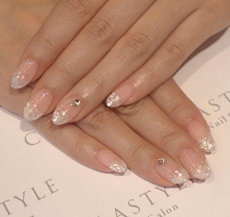 Elegant #french #nail