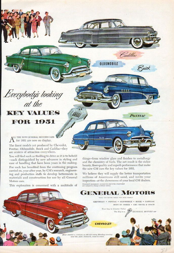 209 best General Motors Auto images on Pinterest | Old school cars ...