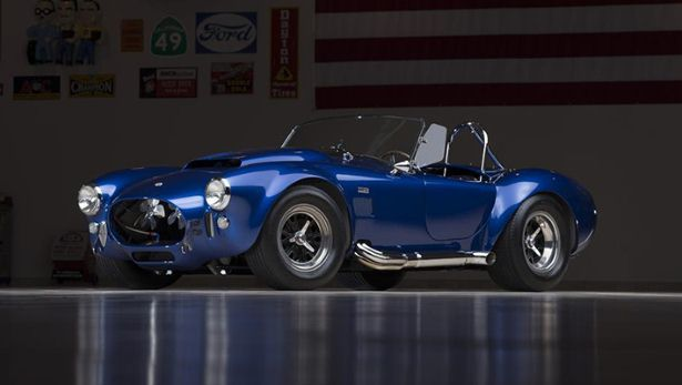 Shelby Cobra 427 Super Snake: one of 2 left in the world, just sold for $5.1mil on auction. One day? I don't think so!