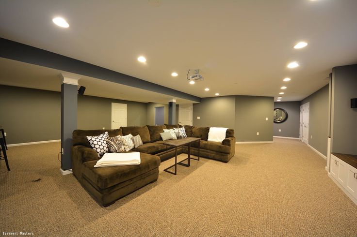 Elegant Basement Must Haves