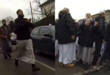 Horrifying Video Is Leaked Out Of Europe Showing How Islamic Immigration Has Taken Over Nation