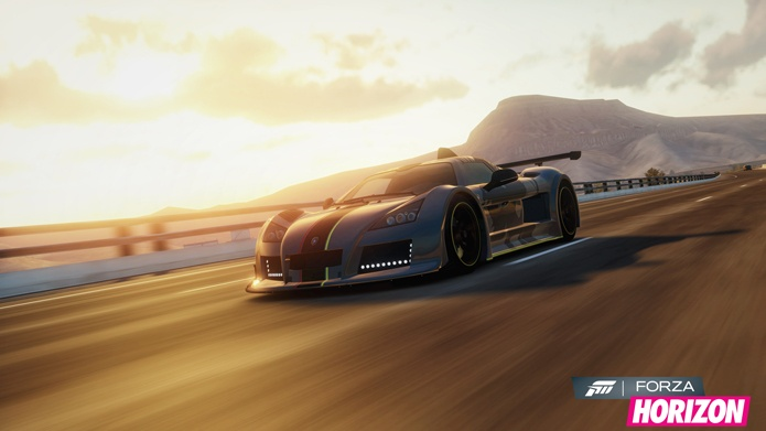 Forza Horizon Rally Expansion Pack adds Ferrari 599XX Evoluzione and Lamborghini Aventador J among many others