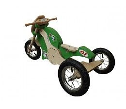 Baby Moto - Moto GP groen  http://www.planethappy.nl/baby-moto-moto-gp-groen.html