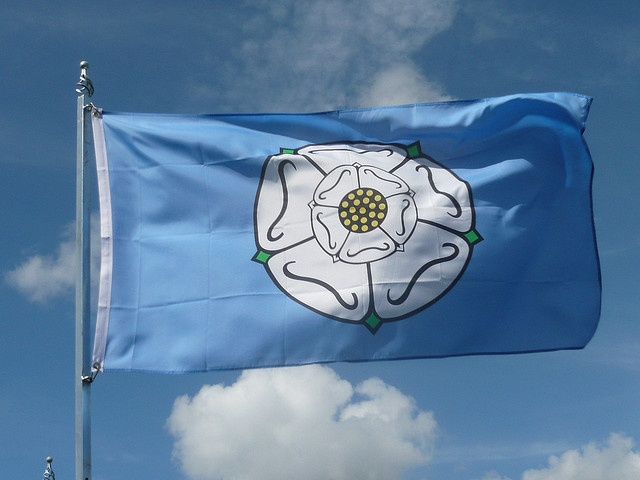 Yorkshire Flag - should have a category of its own