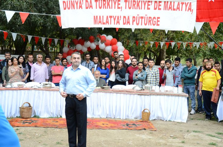 Dünya'da Türkiye, Türkiye'de Malatya, Malatya'da Pütürge..
