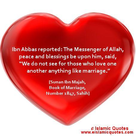 Hadith on Love